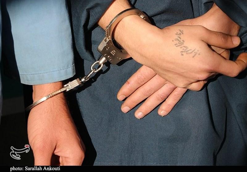 بازداشت عوامل تیراندازی در خیابان نامجو