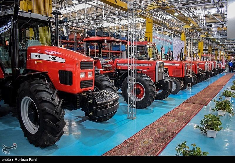 تراکتور به صورت ناعادلانه میان کشاورزان توزیع می شود
