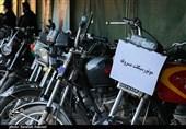 کشف 1321 خودرو و موتورسیکلت مسروقه توسط پلیس پیشگیری تهران در فروردین