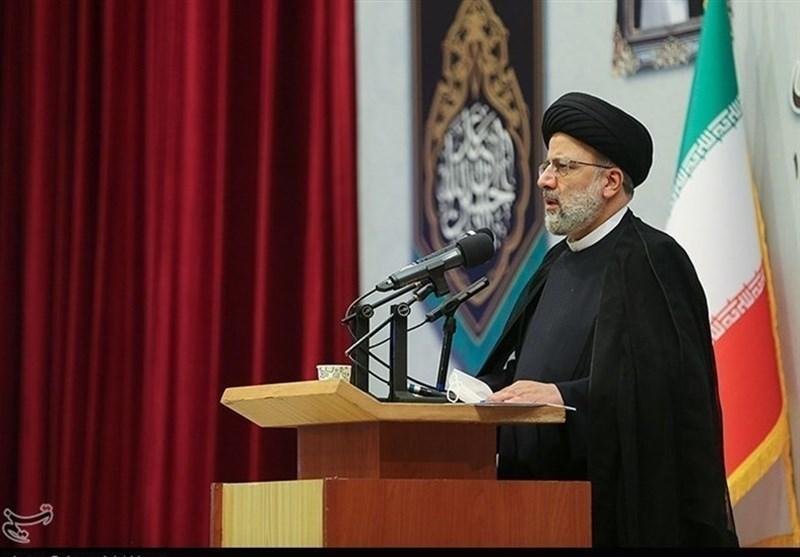رئیسی: مطالبهگری حقوق ایران در دفاع مقدس عقلانی و قانونی است