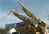 نمایش موشکهای بالستیک سپاه در تهران