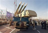 Iranian Missile System Used in Downing US Drone on Display in Tehran