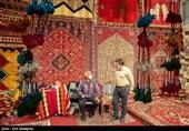 رکود در صنعت فرش دستباف  فرشهایی که این روزها در کنج پستوها خاک میخورد / رقبا بازار فرش را از ایران ربودند
