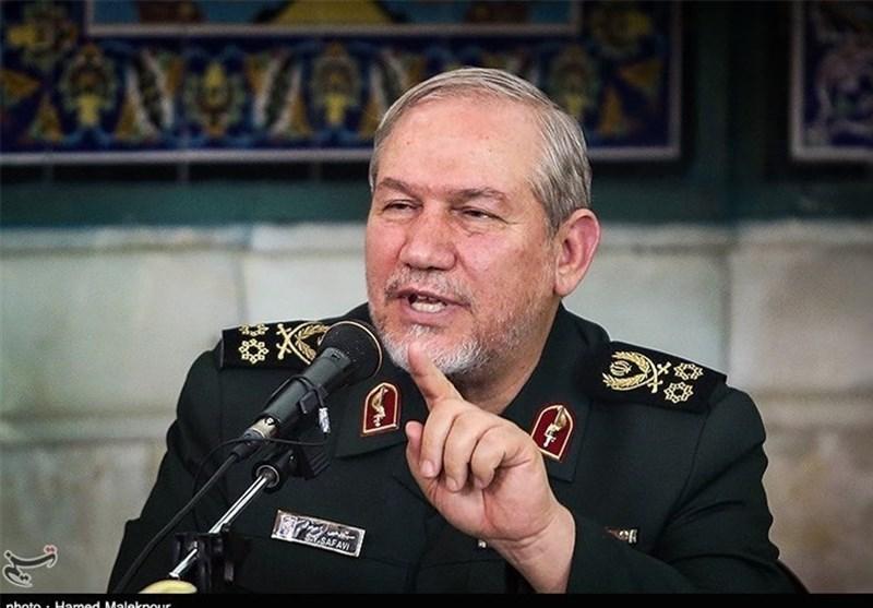 سردار صفوی: مولفههای تاثیرگذار در دفاع و امنیت در حال تغییر است
