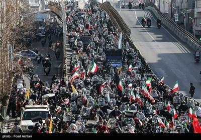 یوم الله 22 بهمن در تهران - 3