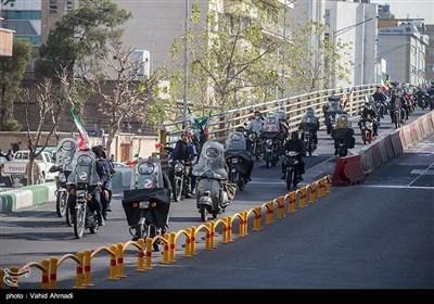 مسیرات ذکرى انتصار الثورة الاسلامیة