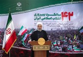 Blockade on Iran Triggered after Outstanding Economic Growth: President