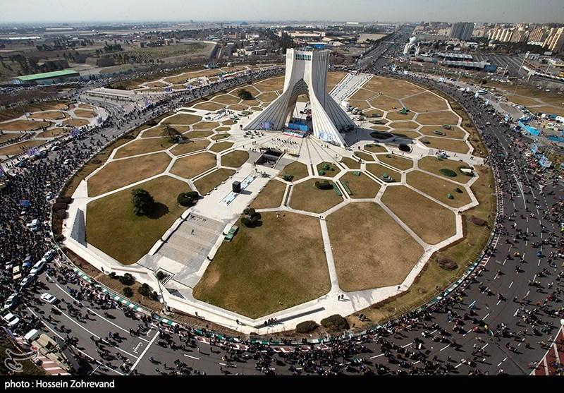 تصاویر منتخب یوم الله 22 بهمن در سراسر ایران