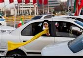 برپایی راهپیمایی خودرویی حمایت از مردم فلسطین در شهرهای مازندران