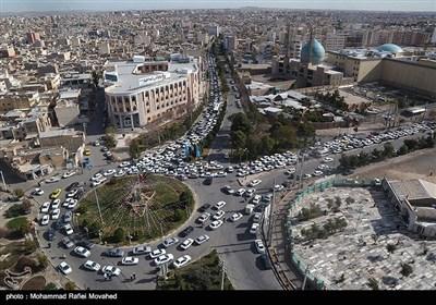 مسیرات الذکرى الـ42 لانتصار الثورة الإسلامیة