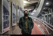 نوید محمدزاده در سی و نهمین جشنواره فیلم فجر پردیس ملت