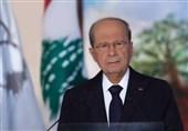 رئیسجمهور لبنان پیروزی آیتالله رئیسی را تبریک گفت