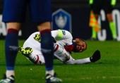 غیبت احتمالی نیمار مقابل بارسلونا در لیگ قهرمانان اروپا