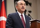 چاووشاوغلو: احتمال سفرهای متقابل بین مقامات ترکیه و مصر وجود دارد