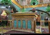 حضور خادمان رضوی در کرمانشاه؛ جشنهای دهه کرامت با حضور اهل سنت برگزار میشود