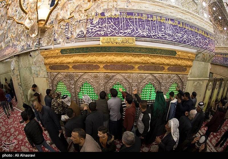 """مداحی مصطفی میرزایی به مناسبت ایام اربعین؛ """"هر سال باید این موقع میرسیدم به قرارم""""+ فیلم"""