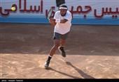 جدال تنیسورها برای رسیدن به جدول اصلی تور جهانی شیراز