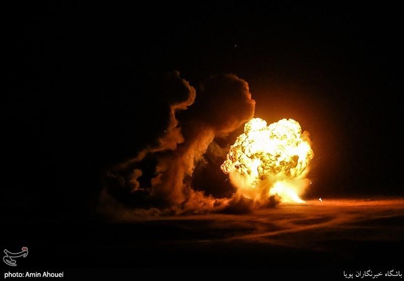 فرمانده قرارگاه نجف اشرف سپاه: از هیچ دشمن و ابرقدرتی ترس نداریم / موشکهایمان را بر سر جنایتکاران فرود میآوریم