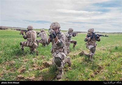 واکنش قاطع سپاه به تحرکات مرزی نیروهای پژاک در سردشت/ بساط تروریستها از روستاهای منطقه جمع شد