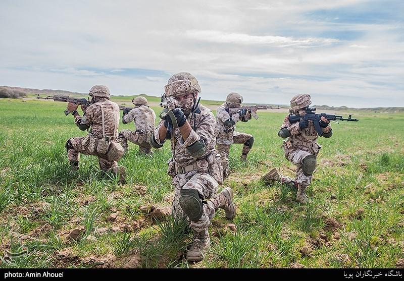 درگیری مسلحانه سپاه با اشرار مسلح در سراوان / کشف یک تن مواد مخدر از قاچاقچیان
