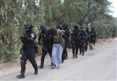 عراق|انهدام هسته تروریستی در صلاح الدین/ حشد شعبی توطئه داعشیها را خنثی کرد