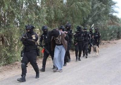عراق انهدام هسته تروریستی در صلاحالدین/ حشد شعبی توطئه داعشیها را خنثی کرد