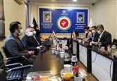 صالحیامیری با حضور در فدراسیون انجمنهای ورزشهای رزمی: این فدراسیون میتواند جایگاه ایران را در بازیهای آسیایی ارتقا بدهد