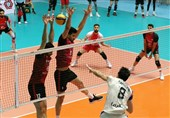لیگ برتر والیبال| توقف شهرداری ارومیه مقابل شاگردان جزیده/ گنبد شگفتیساز شد