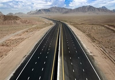 بهرهبرداری رسمی از آزادراه غدیر با دستور رئیس جمهور / سپاه زیباترین آزادراه کشور را تکمیل کرد