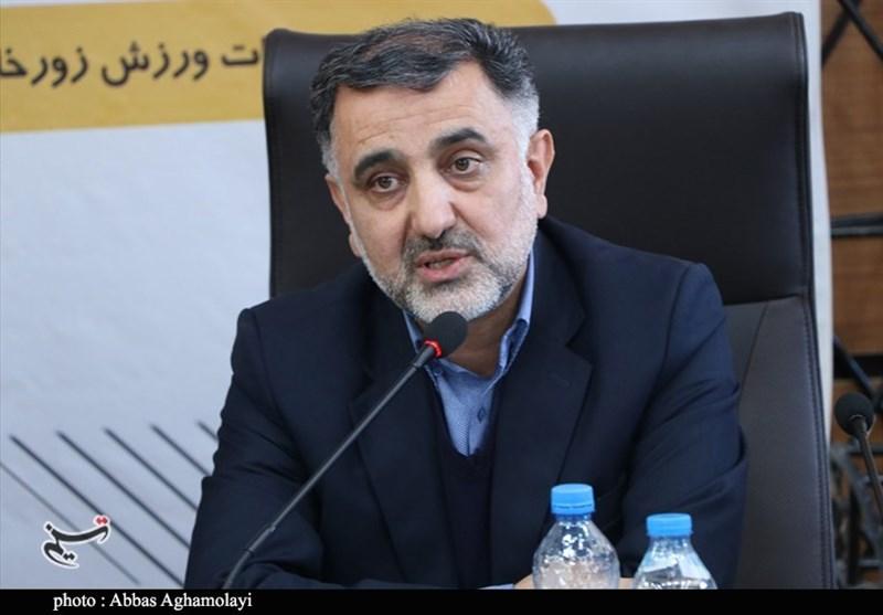 باران چشمه: از وزیر ورزش و معاون وقت فرهنگی شکایت کرده بودند نه از فدراسیون/ باید ورزش زورخانهای را احیا کرد