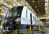 رونمایی از قطار ملی مترو/حناچی: امکان ساخت 105 واگن قطار ملی تا پایان سال
