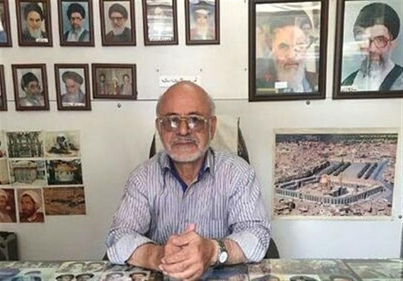 عکاس و تصویرگر انقلاب درگذشت