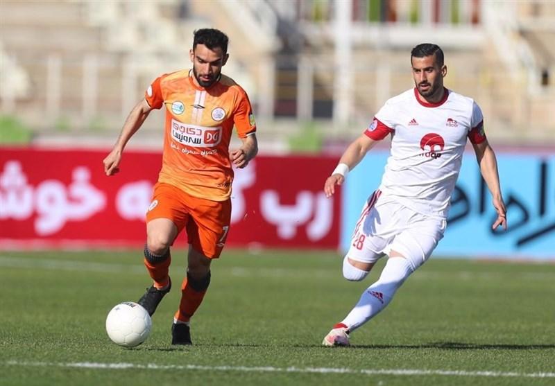 جعفری: پرسپولیس خاص است چون بالاتر از سطح فوتبال ایران بازی میکند