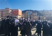 اعتراض بازنشستگان تأمین اجتماعی به وضعیت معیشتی و بدهی 340 هزار میلیارد تومانی دولت+ تصاویر