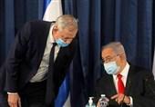 رژیم اسرائیل| از تمایل نتانیاهو به ماندن گانتس در رقابت انتخابات تا ادامه سرقت از پایگاههای نظامی