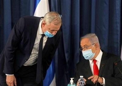 رژیم اسرائیل  از تمایل نتانیاهو به ماندن گانتس در رقابت انتخابات تا ادامه سرقت از پایگاههای نظامی