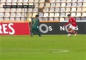 لیگ برتر پرتغال| سانتا کلارا در خانه شکست خورد