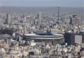 بازدید از تاسیسات المپیک توکیو پس از زلزله 7.3 ریشتری