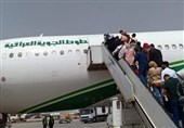 Iraqi Airlines Resume Flights to Iran