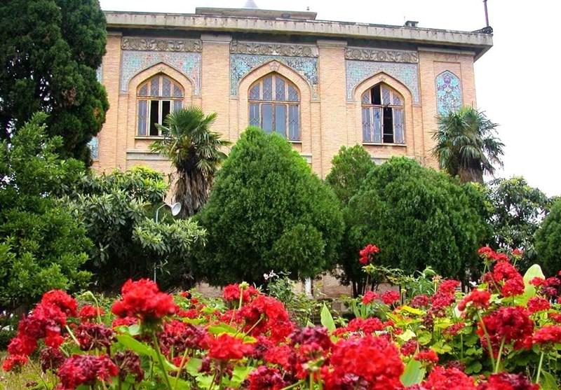 Safi Abad Palace in Iran's Mazandaran - Tourism news
