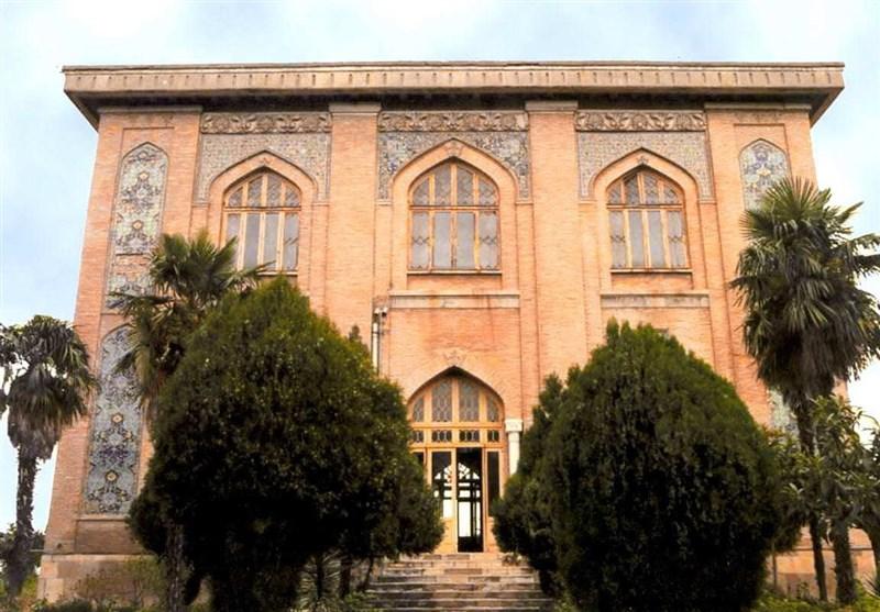 Safi Abad Palace in Iran's Mazandaran