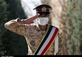 استقبال از پیکر شهید گمنام دوران دفاع مقدس به یاسوج+ تصاویر