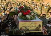 پیکرهای مطهر 10 شهید دوران دفاع مقدس وارد مازندران شد