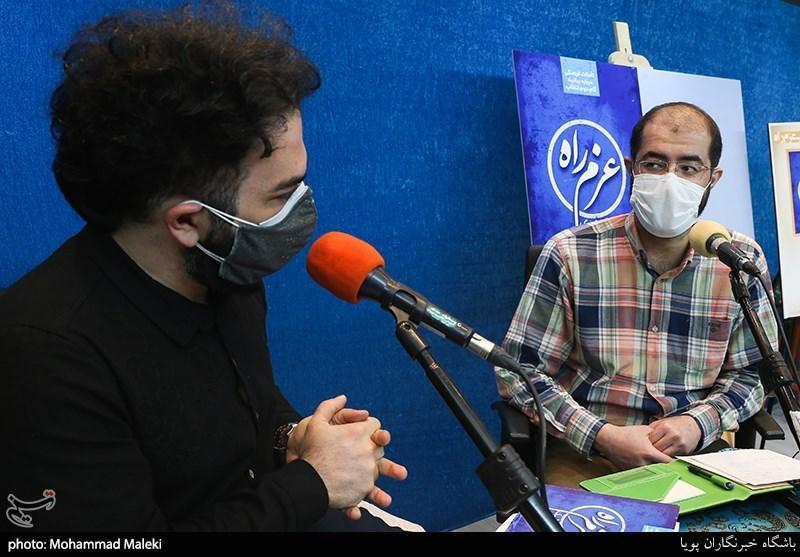 روایتی «اشراقی» از انقلاب اسلامی را در کتاب به تصویر کشیدم / الگوی نگارشم در «عزم راه» شهید آوینی بود