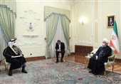 روحانی: هر زمان آمریکا تحریمها را لغو کند ایران هم به تعهدات خود باز میگردد