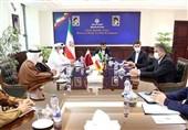ایران وقطر تؤکدان على تطویر التعاون فی قطاع النقل