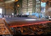 یک شرکت فولادی به جمع فرابوسیها پیوست