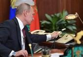 اقدامات تحریکآمیز اوکراین؛ موضوع رایزنی تلفنی پوتین و مرکل