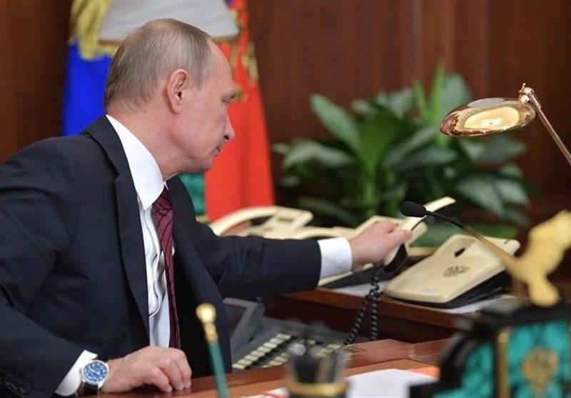 تماس تلفنی بایدن و پوتین درباره حملات هکری و اوکراین
