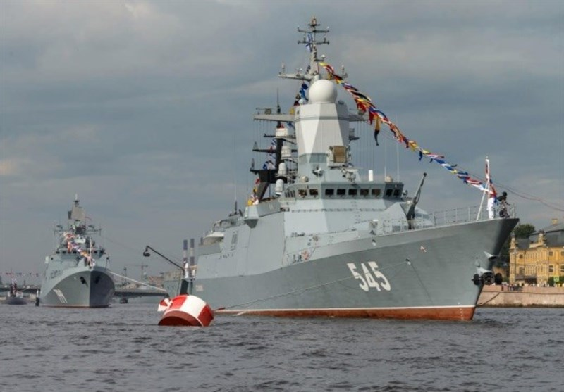 Russian Flotilla in Iranian Waters for Joint Drill